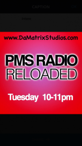 PMS Radio Reloaded Logo