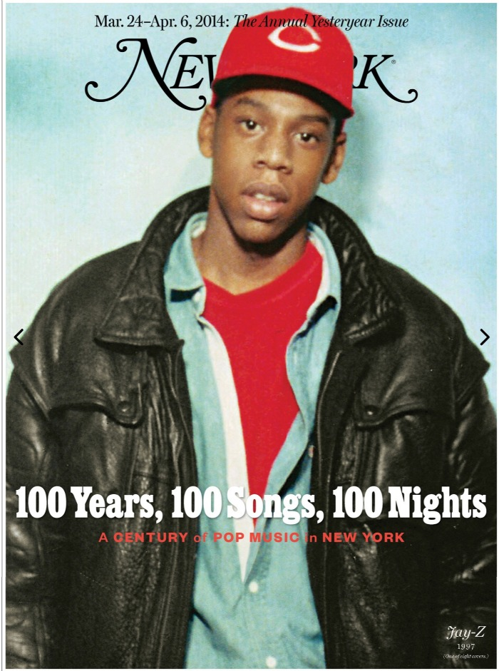 Jay Z: Notorious B.I.G., Jay-Z Covers New York Magazine's 4th