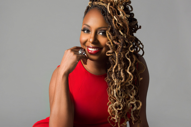 Ledisi Made Her Late Night Appearance On The Late Show