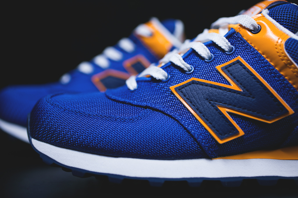 "10abebbf5f1 Take Flight With New Balance s 574 ""Passport"" Collection"