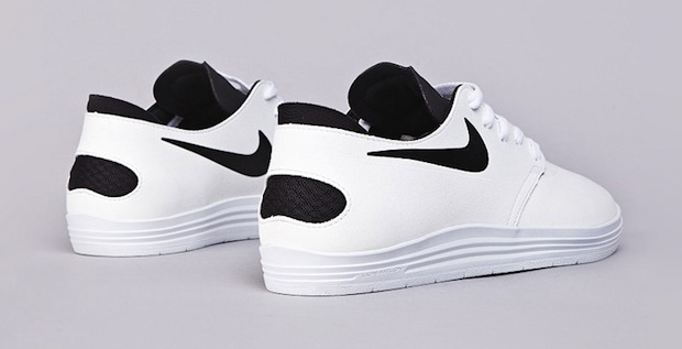 classic fit 8725b 25b02 NikeSB Lunar One Shot White Black Released - Page 3 of 4   The Source