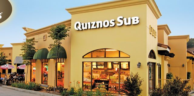 Quiznos files for bankruptcy amid debt and stiff