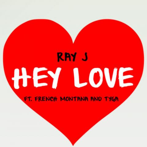 ray j hey love artwork