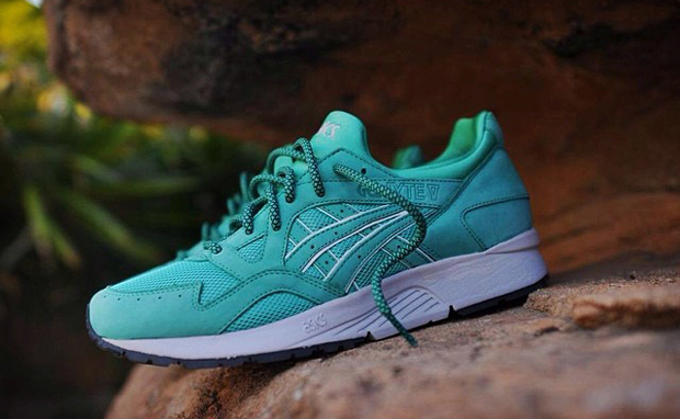 ronnie fieg asics gel lyte v mint leaf preview 00