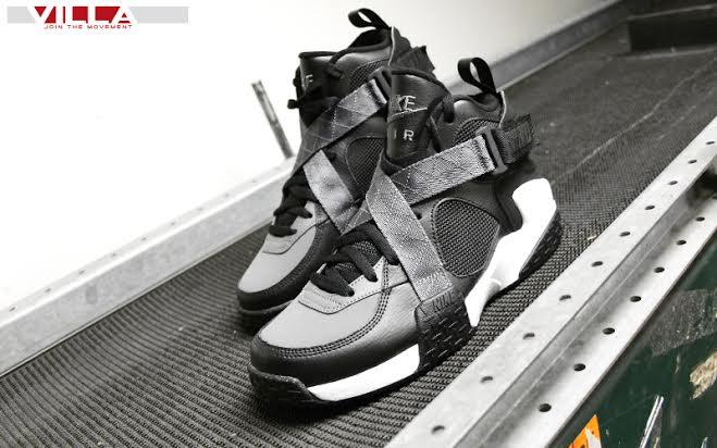 c788ba7898f2 Sneaker Of The Day  Nike Air Raid- Black Flint Grey White