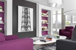 wall color, gray, home decor, home design