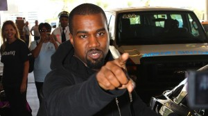 Kanye West, Sentenced, LAX, Paparazzi, Yeezus