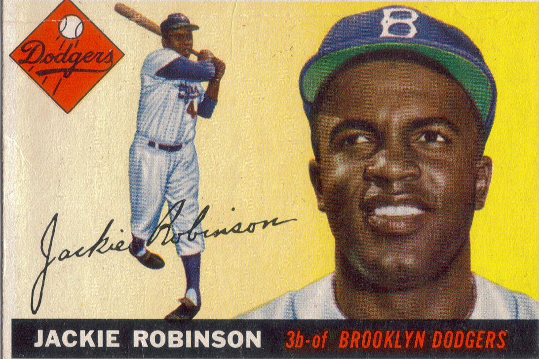 3e50fe6d Today In Sports History: Jackie Robinson Breaks The Color Line In ...