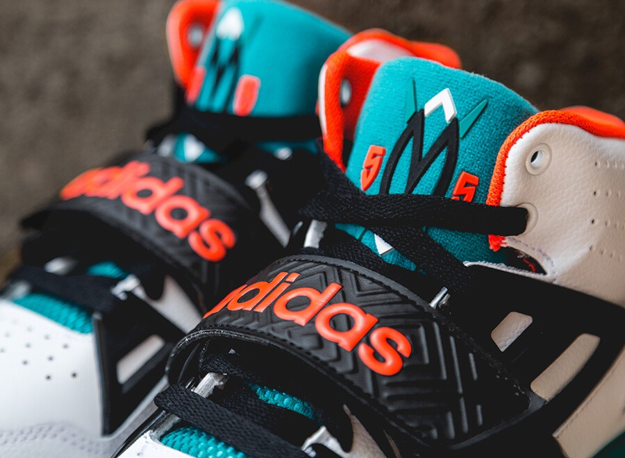 Sneaker Of The Day  adidas Mutombo TR Block  db1ca3fd6