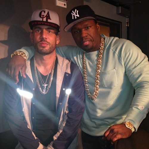 50 Cent Talks GUnit And More With DJ Drama