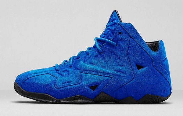 Lebron 'Blue Suede' EXT XI 11 Release Date