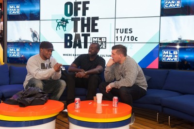 Sway,Chris Distefano,Interview,Off The Bat,MTV, New