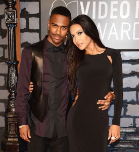 Big Sean, Naya Rivera, Break Up, Engagement, Hall Of Fame
