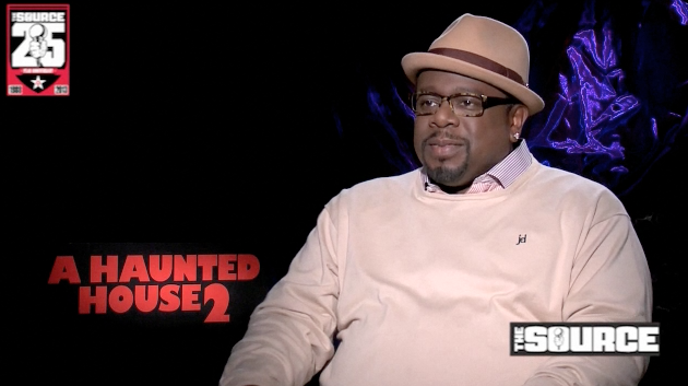 Cedric The Entertainer Talks Playing A 'Thug Godfather' In