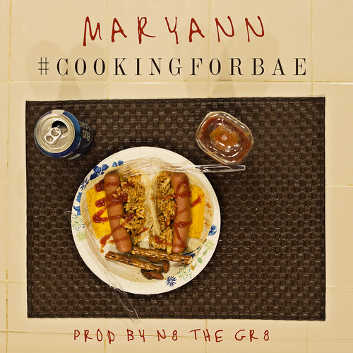 CookingForBae Cover