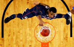DeAndre Daniels, Huskies, UConn, Final Four, March Madness