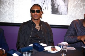 Future at dinner table