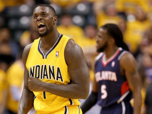 Lance Stephenson, NBA, Playoffs, Pacers, Hawks