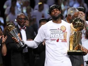 LeBron James, NBA, Finals, Playoffs, Heat