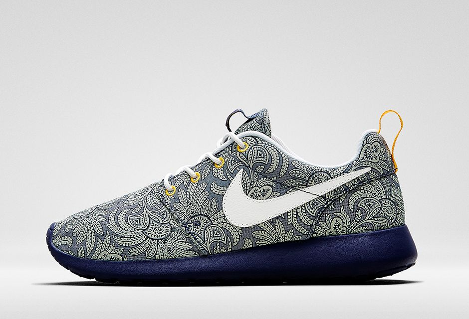 58de71652075a Sneakers Of The Day  Nike x Liberty Spring Summer 2014 Collection ...