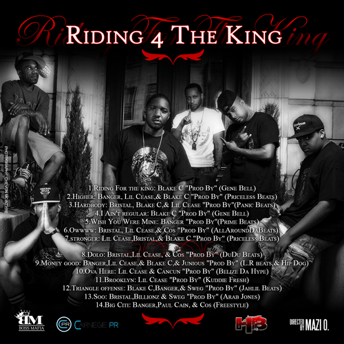 Lil_Cease_Riding_For_The_King-back-large