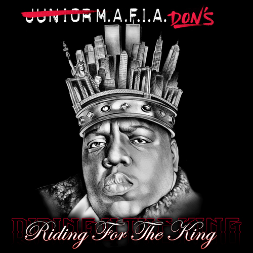 Lil Cease Riding For The King front large