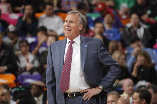 Mike D'Antoni Will Not Return As The Rockets Head Coach