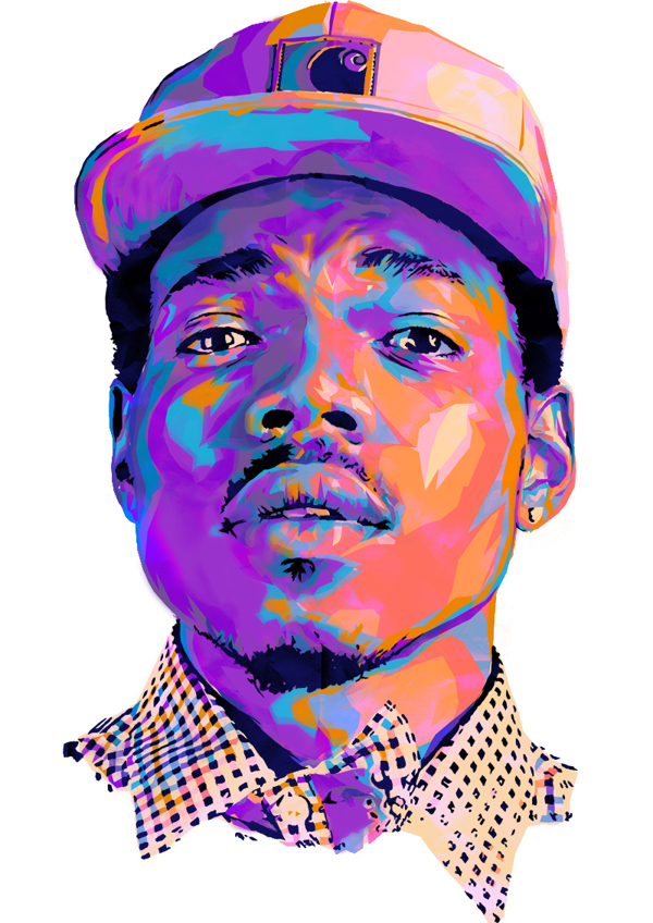 Chance The Rapper In Hospital 2 Hours Before Coachella Performance