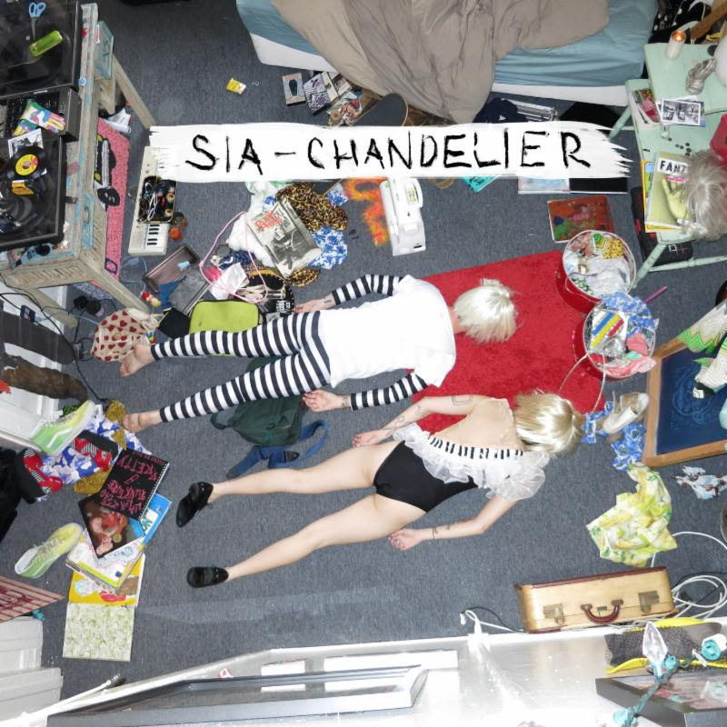 Sia releases brand new single chandelier the source sia released her brand new single entitled chandelier it is her the first single from her forthcoming album due out this summer on rca records aloadofball Images