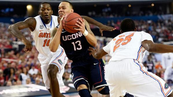 Shabazz Napier, UConn, Huskies, Final Four, March Madness
