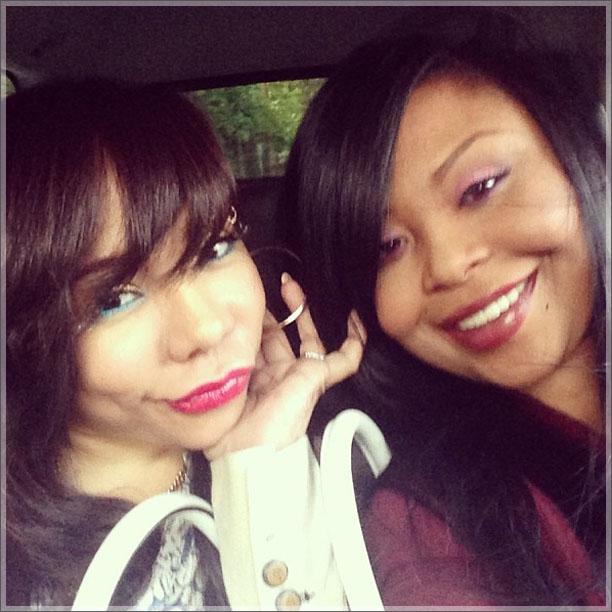 Tiny and Shekinah in LA
