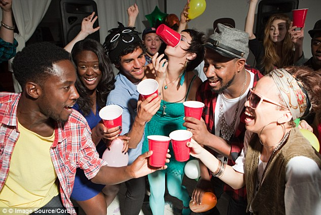 how to stop partying and drinking