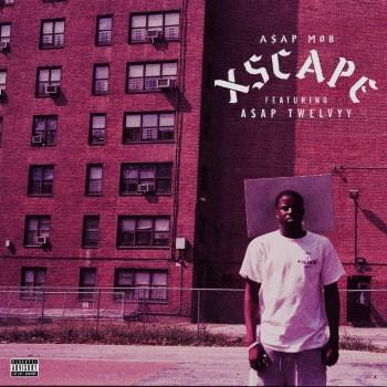 A$AP Mob Xscape A$AP Twelvy lord album asap mob asap twelvy asap mob xscape