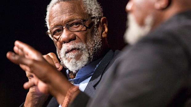 Bill Russell 'Moved' by NBA Players Boycotting Playoff Games