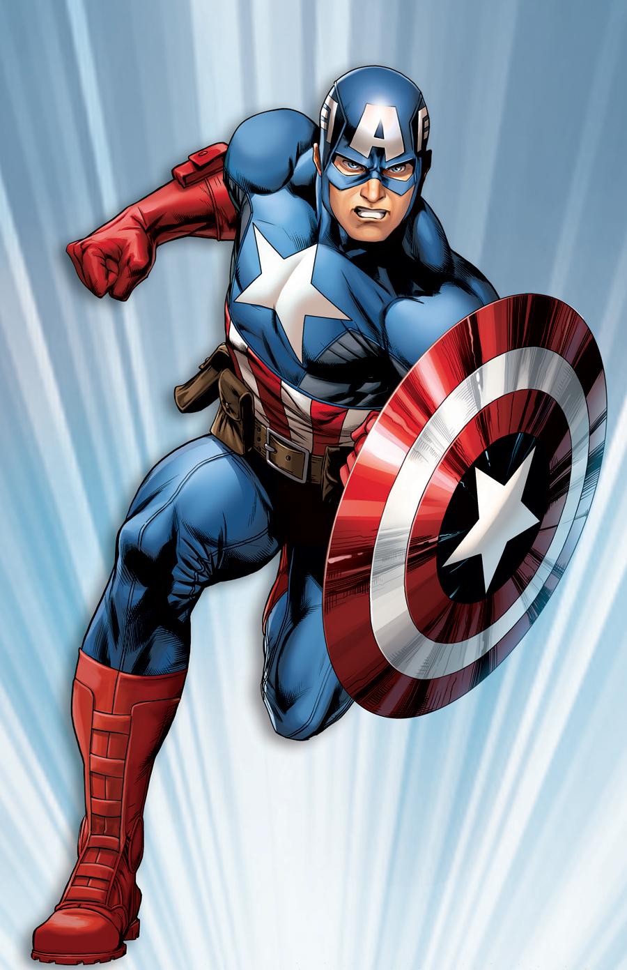 Captain America Marvel Game
