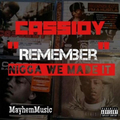 cassidy remember