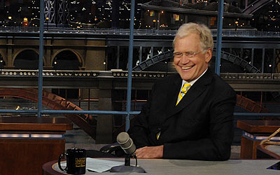 David Letterman Announces Retirement From The Late Show
