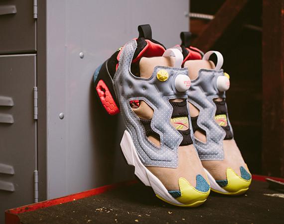 """COM » Sneaker Of The Day  Bodega x Reebok Insta Pump Fury- """"Full Contact"""" b5a132d45d"""
