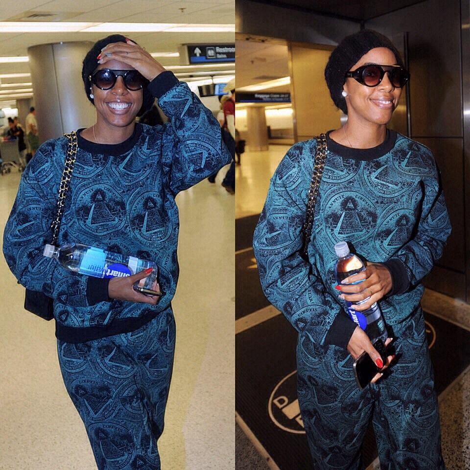Ruffstarr Com Kelly Rowland Lashontae Heckard And Soulja Boy