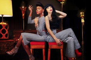 Janelle Monáe and Kimbra take over Australia and New Zealand next month.