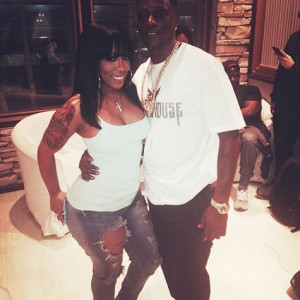 K.Michelle and Lil Boosie-The Source