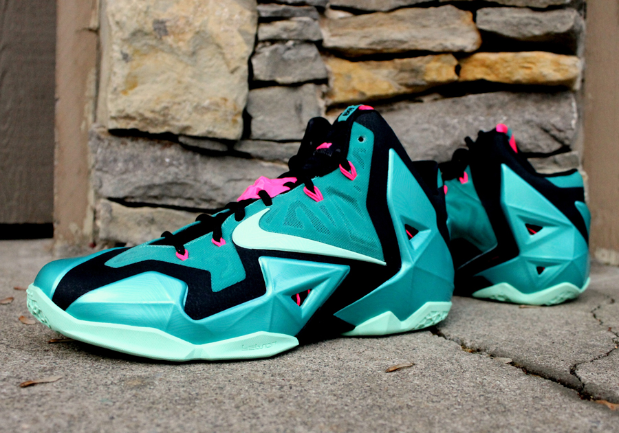 a7a28649ea95 Sneaker Of The Day  Nike LeBron 11