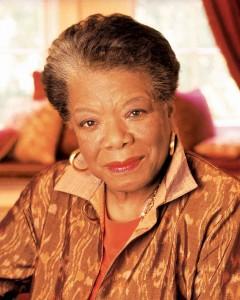 Maya Angelou-The Source