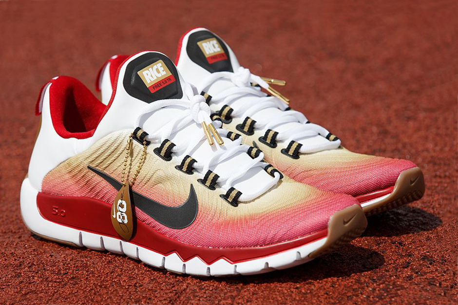 Check Out The Nike Jerry Rice Free Trainer 5.0 Kicks | The Source Check Out the Nike Jerry Rice Free Trainer 5.0 Kicks | The Source Nike Shoes nike 5.0