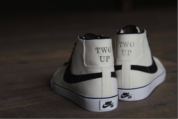 """new concept 07be4 9ac7c New Nike Blazers! """"Two Up ..."""
