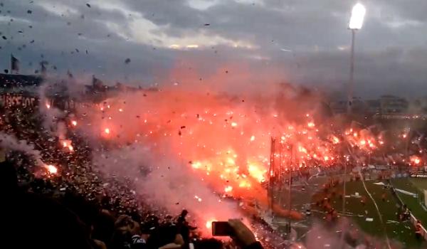 PAOK, Olympiacos, greek cup, Toumba Stadium, soccer