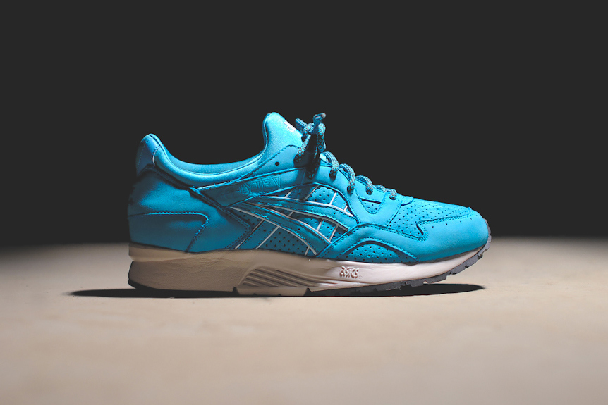 Ronnie Fieg Links Up With Asics To Drop Two Colorways For The