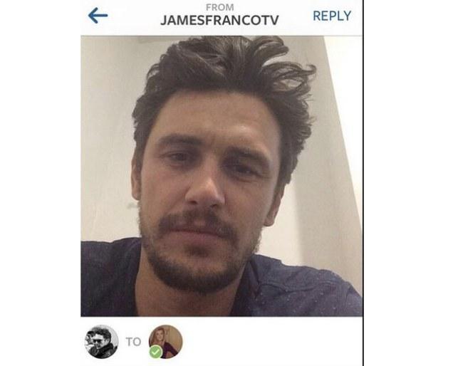 James Franco Underage Girl 17 Year Old Instagram Txt Thirst Trap Hoax