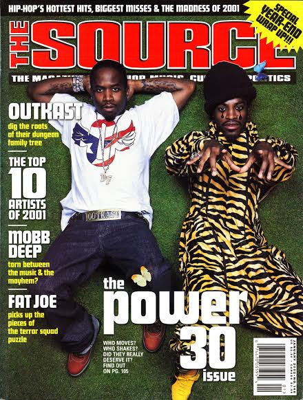 the source power 30 issue, the source magazine outkast, outkast, the source magazine, vogue italy outkast,