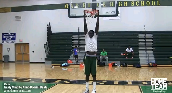 basketball, high school, Liberty Christian Prep, tacko